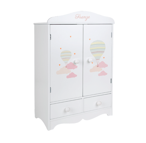 armario de madera Arias