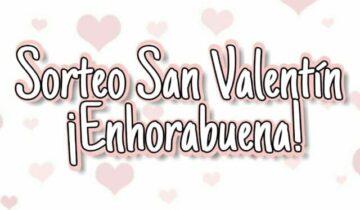 ¡SORTEO SAN VALENTÍN!