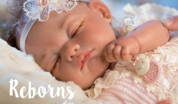 Presentamos algo único: muñecas Reborns by Arias