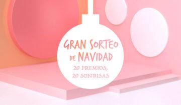 Sorteo de Navidad en Arias. 20 premios, 20 sonrisas.