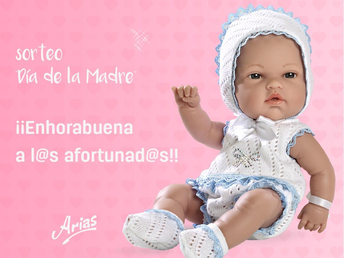 dia de la madre muñecas arias